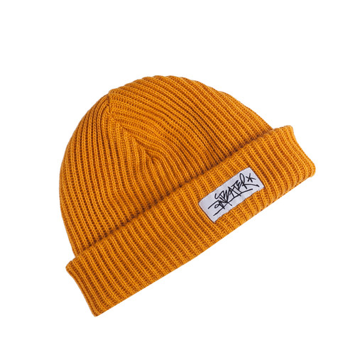 Шапка ANTEATER Ant Hat 2 Mustard (Mustard) anteater ароматизатор anteater others coffee vanille one size