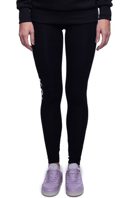 Леггинсы CROOKS & CASTLES Crooks Femme Leggings Black фото 2