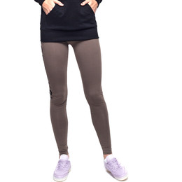 Леггинсы CROOKS & CASTLES Crooks Femme Leggings Dark Taupe фото