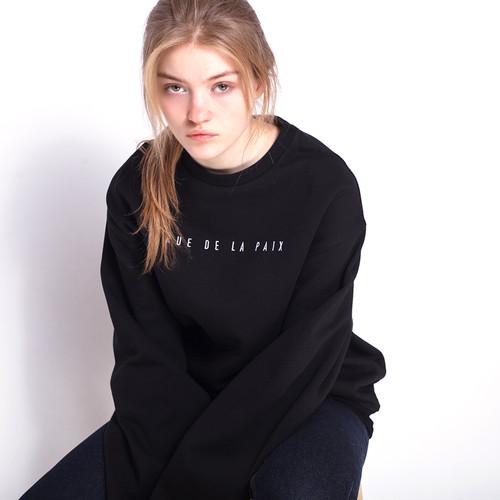 Толстовка DEFEND Erika (Black, L)