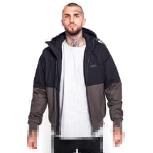 Куртка MAZINE Branston Campus Jacket (Black/Black Olive, XL) куртка mazine deep campus jacket all black xl