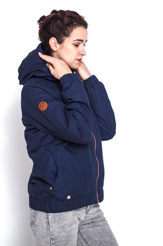 Куртка MAZINE Library Jacket женская (Navy, L)