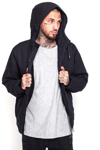 Куртка MAZINE Deep Campus Jacket (All Black, XL)