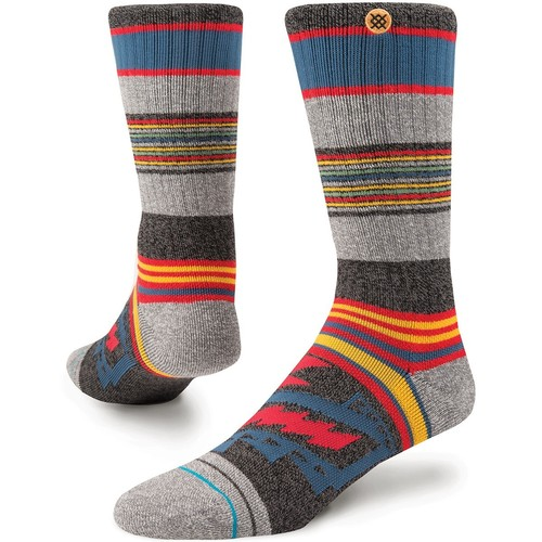 Носки STANCE ADVENTURE MENS TIMBERLINE (Multicolor, O/S)