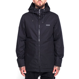 Куртка MAZINE Chester Parka All Black фото 2