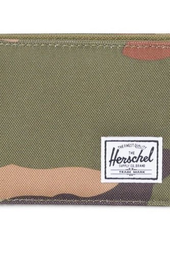 Кошелек HERSCHEL ROY + COIN RFID (Camo) кошелек ogon big stockholm rfid safe 191600 черный