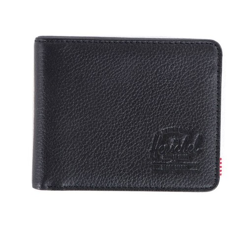 Кошелек HERSCHEL HANK LEATHER RFID (Black) кепка herschel 172 black