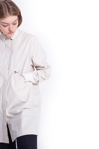 Рубашка CODERED MA-1 Lady COR женская (Светло-Бежевый, S)