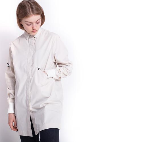 Рубашка CODERED MA-1 Lady COR женская (Светло-Бежевый, S) куртка codered allover 2 cor женская пепельный m