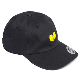 Бейсболка WU-WEAR Logo Dad Cap Black фото 2