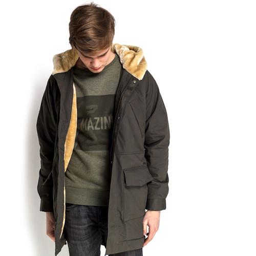 Куртка MAZINE Thornton Parka (Black Olive, 2XL)