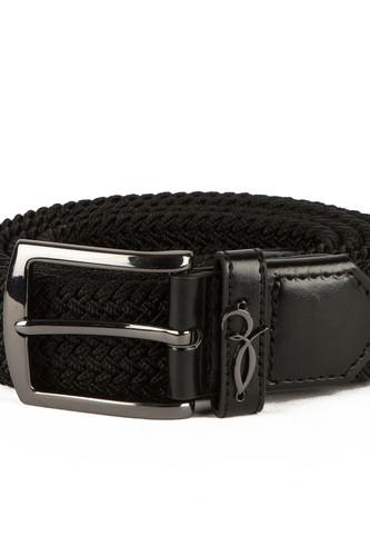 Ремень ЗАПОРОЖЕЦ Classic Elastic Belt (Black, 125 см)