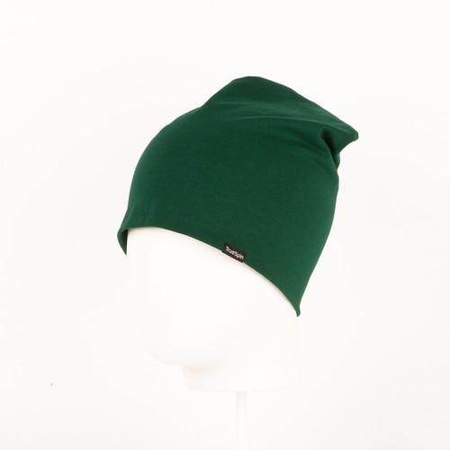 Шапка TRUESPIN Nearly Plain (Dark Green) шапка truespin basic dark green