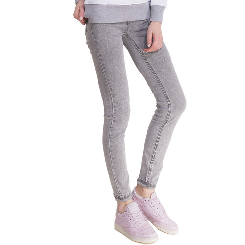 Джинсы SKILLS Mid Rise Flex Ladies (Light Grey, 28) джинсы skills regular flex grey 36 34