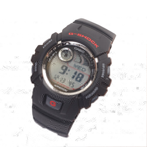 Часы CASIO G-2900F-1V 2548 (Черный) цена и фото