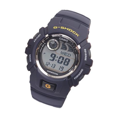 Часы CASIO G-2900F-2V 2548 (Черный) цена и фото