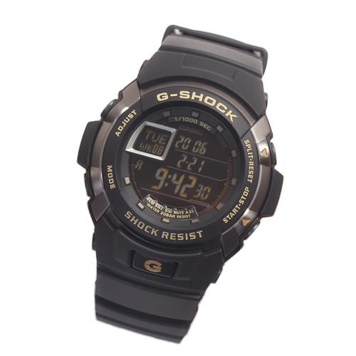 Часы CASIO G-7700-1E 3095 (Черный) цена 2017