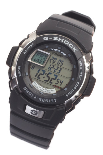 Часы CASIO G-7710-1E 3095 (Черный) casio g 7710 1e