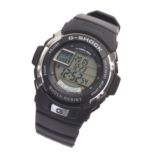 Часы CASIO G-7710-1E 3095 (Черный) casio 3095