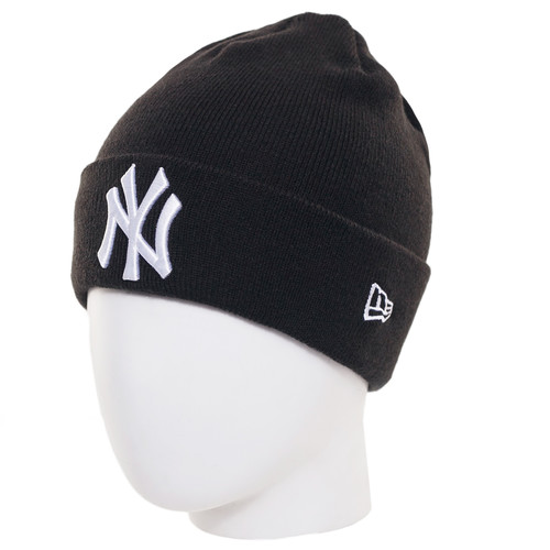 Шапка NEW ERA Seasonal Cuff Core Neyyan (Черный) шапка kangol арт k3119ht reefer cuff черный