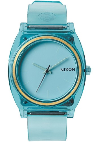 Часы Nixon Time Teller P Translucent Collection A/s Translucent O/s (TRANSLUCENT MINT) o s a сны