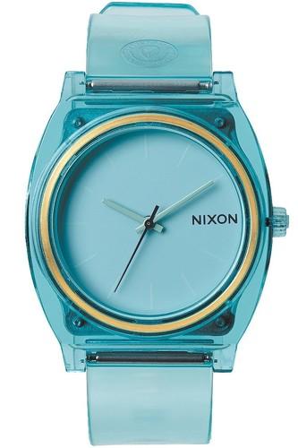 Часы Nixon Time Teller P Translucent Collection A/s Translucent O/s (TRANSLUCENT MINT) o s a проклятьеалёшиных