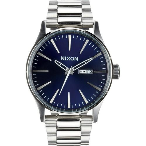 Часы NIXON Sentry SS (BLUE SUNRAY) цена и фото