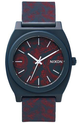 Часы NIXON TIME TELLER P PAISLEY (Navy/Paisley)