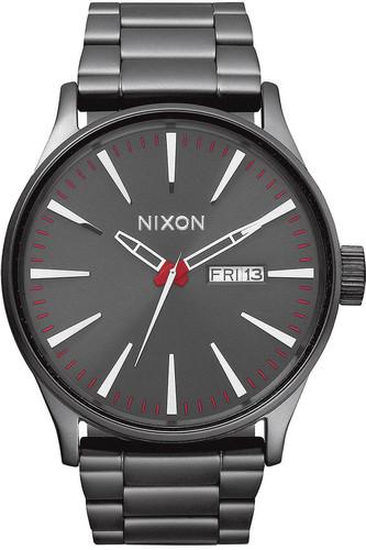 Часы NIXON Sentry (GUNMETAL) nixon s