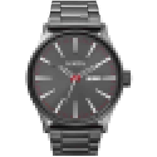 Часы NIXON Sentry (GUNMETAL) цена и фото
