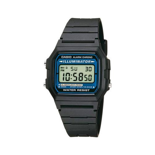 Часы CASIO F-105W-1A 1257 (Черный) цена и фото