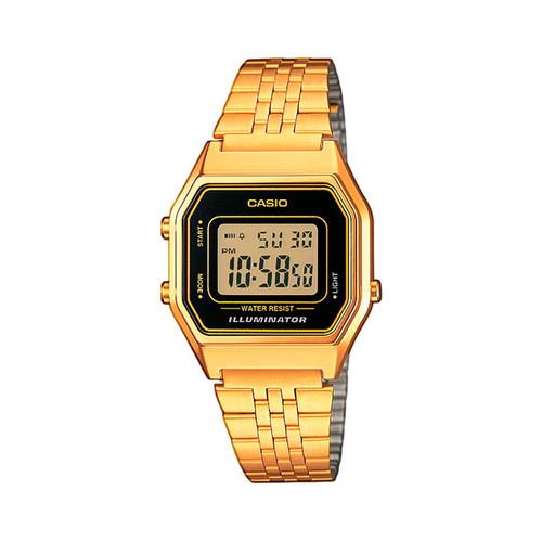 Часы CASIO LA680WEGA-1E 3284 (Золотой) электронные часы casio sport prw 3510y 1e black
