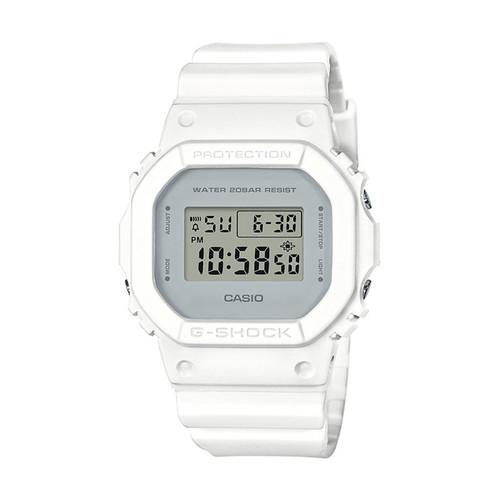 Часы CASIO DW-5600CU-7E 1545/3229 (Белый) casio dw d5600bw 7e