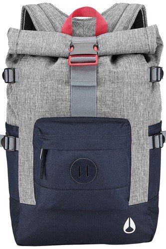 Рюкзак NIXON SWAMIS BACKPACK (Black Wash/Navy) цена