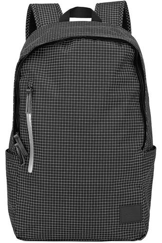 Рюкзак NIXON SMITH (Black Grid) цена
