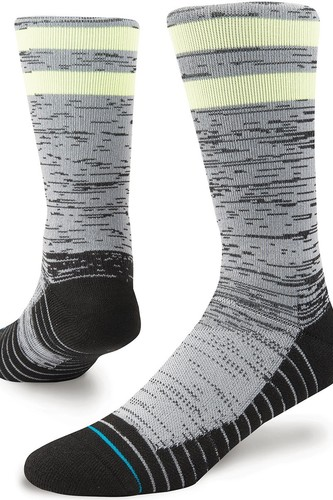 Носки STANCE FUSION ATHLETIC ATHLETIC FRANCHISE (BLACK) носки низкие stance athletic fusion richter low grey