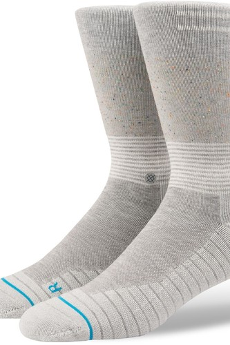 Носки STANCE ALCALA (GREY) носки stance blue foundation bushleague grey