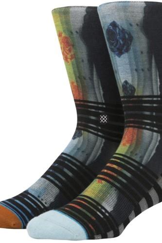Носки STANCE D WADE FLY TRAP (ORANGE / BLACK) original kfn5 d sli 1207