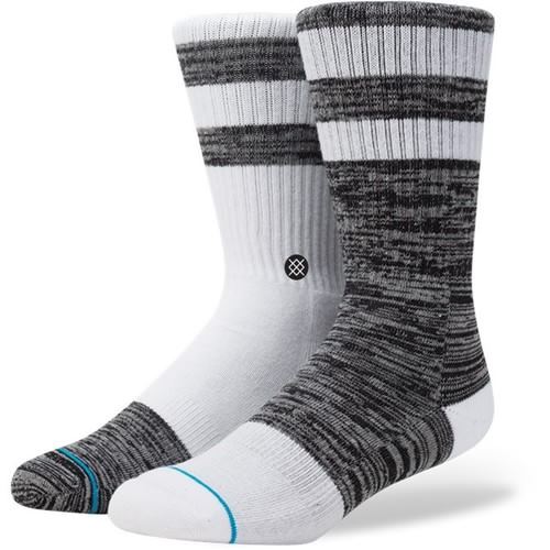 Носки STANCE ANTHEM GREYSTONE (GREY) носки stance anthem trust me multi