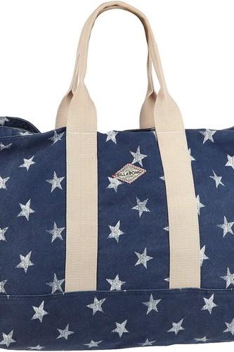 Сумка BILLABONG NEVER OVER ALONE (AGED INDIGO) сумка чехол для обруча indigo цвет салатовый диаметр 60 х 90 см
