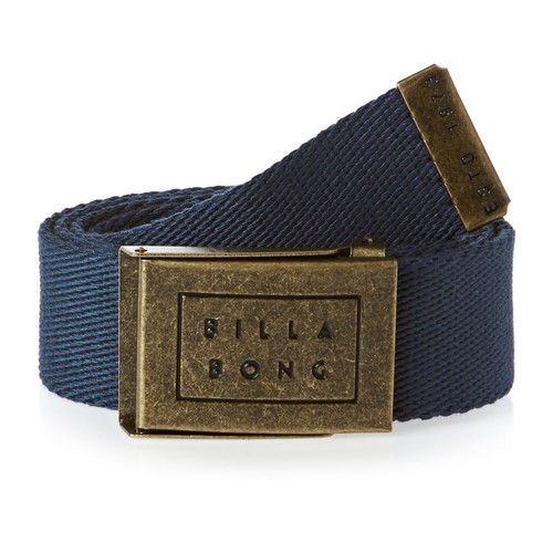 Ремень BILLABONG SERGEANT BELT (DARK SLATE)