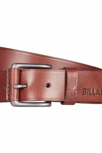 Ремень BILLABONG CURVA LEATHER BELT (CHOCOLATE)