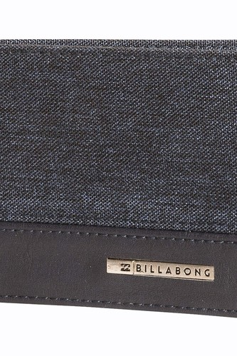 Кошелек BILLABONG DIMENSION WALLET (NAVY HEATHER) кошелек billabong dimension wallet navy heather