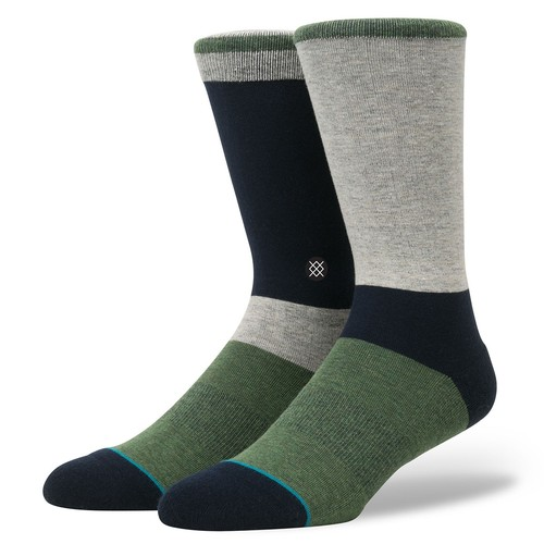 Носки STANCE RESERVE DAUBECK (GREEN) носки низкие женские stance modern green