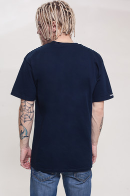 Футболка CROOKS & CASTLES Timeless Crew T-Shirt C1760701 Navy фото 2