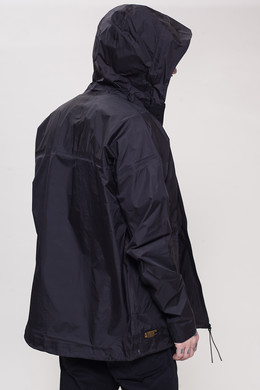 Куртка CROOKS & CASTLES C.N.C Hooded Parka Black фото 2
