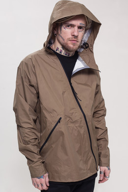 Куртка CROOKS & CASTLES C.N.C Hooded Parka Raw Umber фото