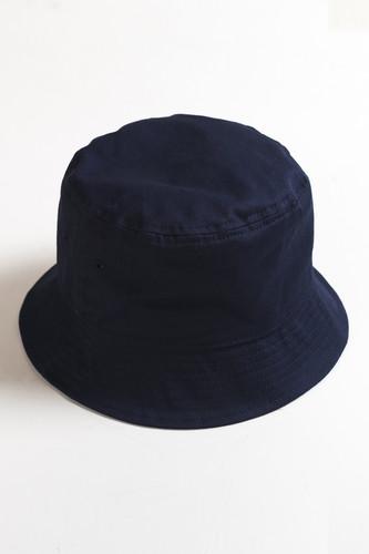 Панама TRUESPIN Blank Bucket Hats (Navy, O/S)