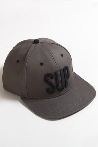 цена на Бейсболка TRUESPIN Shorty SUP (Grey, O/S)