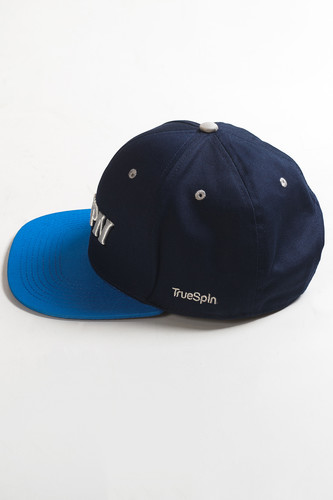 Бейсболка TRUESPIN Typo Team Navy/Blue фото 8